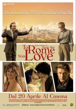 : Zakochani w Rzymie