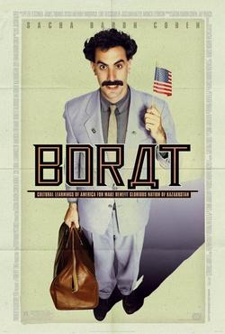 : Borat: Podpatrzone w Ameryce, aby Kazachstan rósł w siłę, a ludzie żyli dostatniej