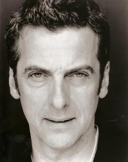 Plakat: Peter Capaldi