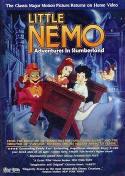 : Little Nemo: Adventures in Slumberland