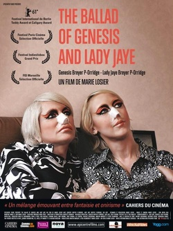 : The Ballad of Genesis and Lady Jaye