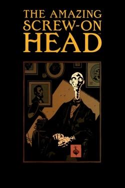 : The Amazing Screw-On Head
