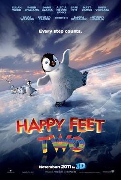 : Happy Feet: Tupot małych stóp 2