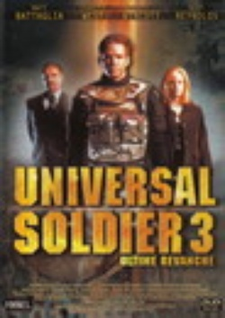 : Universal Soldier III: Unfinished Business