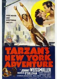 Tarzan w Nowym Jorku