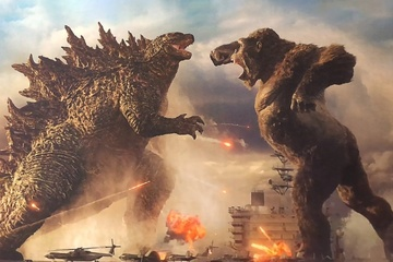 """Znamy nową datę premiery """"Godzilla vs Kong"""""""