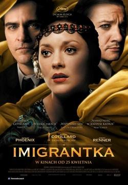 : Imigrantka
