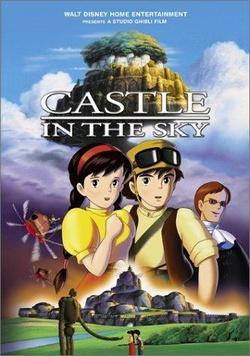 : Laputa - zamek w chmurach | Laputa – podniebny zamek