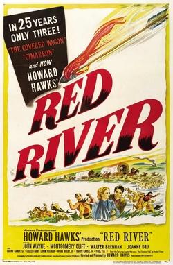 : Rzeka czerwona