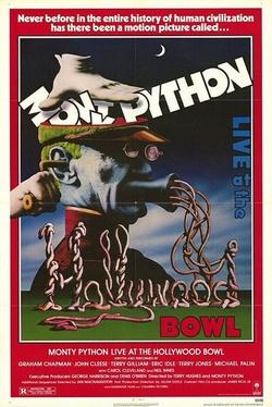 : Monty Python w Hollywood