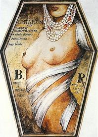 Epitafium dla Barbary Radziwiłłówny