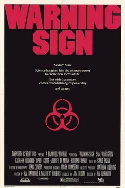 : Warning Sign