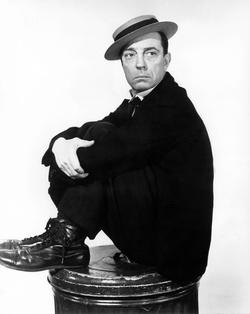 Plakat: Buster Keaton