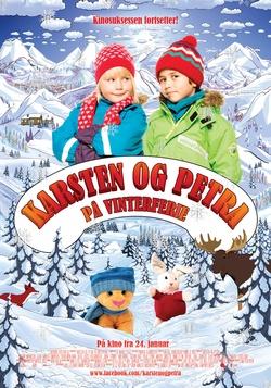 : Kacper i Emma - zimowe wakacje