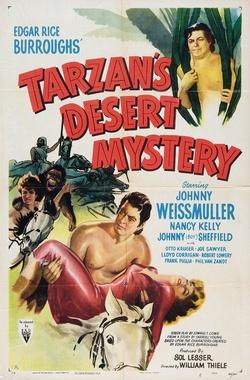 : Tarzan's Desert Mystery