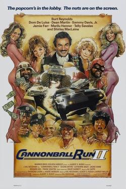 : Wyścig Cannonball II | Wyścig gumowej kuli II