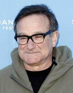 Plakat: Robin Williams