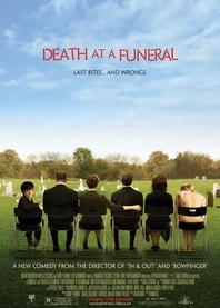 Zgon na pogrzebie