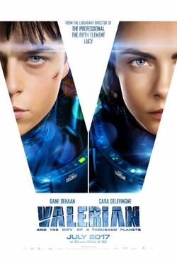 : Valerian i Miasto Tysiąca Planet