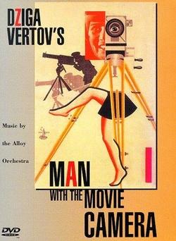 : Człowiek z kamerą filmową