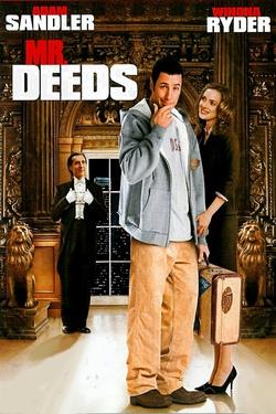 : Mr. Deeds - Milioner z przypadku