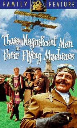 : Ci wspaniali mężczyźni w swych latających maszynach