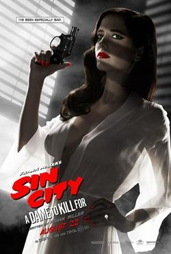 : Sin City: Damulka warta grzechu