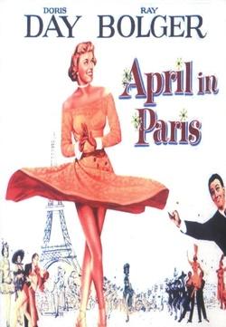 : Kwiecień w Paryżu