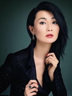 Plakat: Maggie Cheung