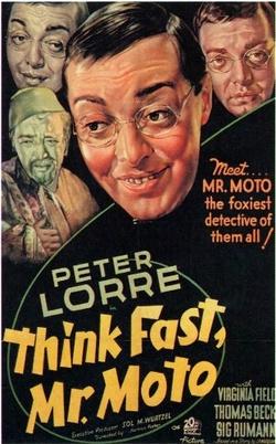 : Think Fast, Mr. Moto