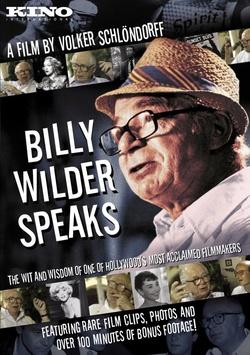 : Billy Wilder Speaks