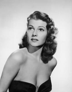Plakat: Rita Hayworth