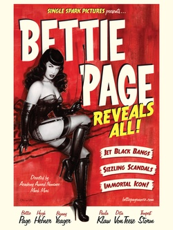 : Bettie Page Reveals All
