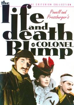 : Życie i śmierć pułkownika Blimpa