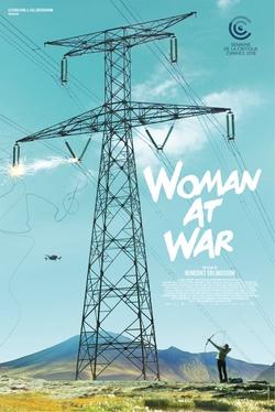 : Kobieta idzie na wojnę