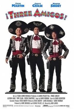 : Trzej Amigos