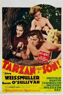 : Tarzan Finds a Son!