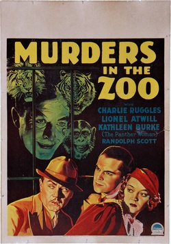 : Murders in the Zoo