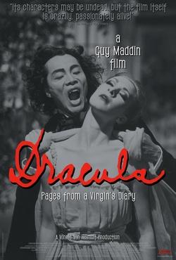 : Drakula: stronice z pamiętnika dziewicy