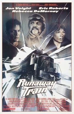 : Uciekający pociąg