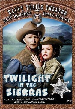 : Twilight in the Sierras