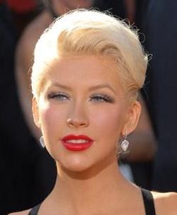 Plakat: Christina Aguilera (I)
