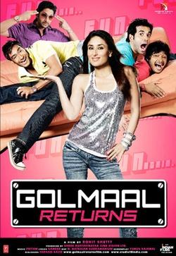 : Golmaal Returns