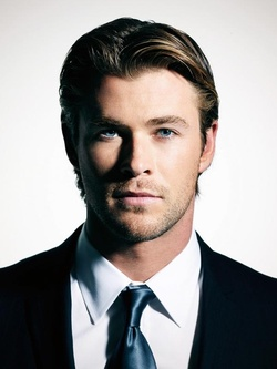 Plakat: Chris Hemsworth