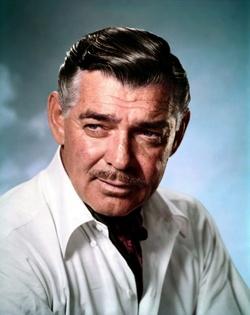 Plakat: Clark Gable