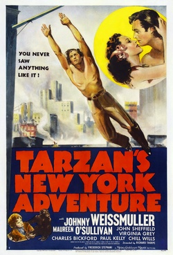 : Tarzan w Nowym Jorku