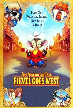 : Amerykańska opowieść. Feiwel rusza na Zachód