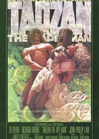 Tarzan - człowiek małpa