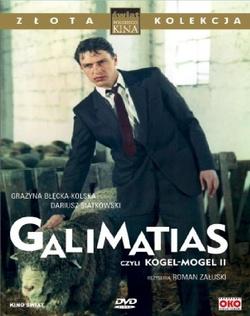: Galimatias, czyli kogel-mogel II