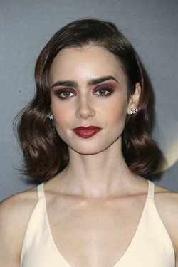 Plakat: Lily Collins (I)